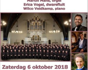Singelkerk in Ridderkerk met de Lofzang uit Heerde