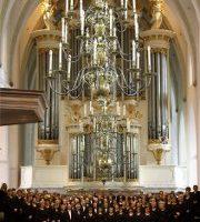 Christelijk gemengd koor Cantate Deo geeft kerstconcert in Amersfoort
