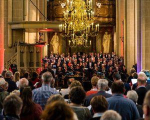 Het Groot Reformatiekoor 4 bezingt 500 jaar Reformatie Zwitserland