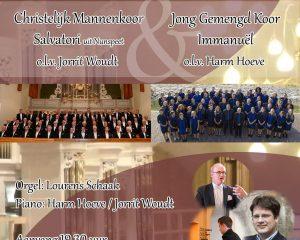Immanuelkerk op Urk kerstconcert 22 december 2018