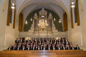 Kerstconcert Salvatori in de Hervormde dorpskerk te Nunspeet