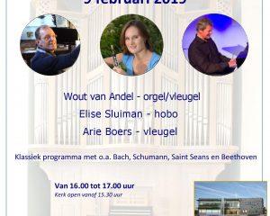 Klassiek concert in De Fontein te Nijkerk
