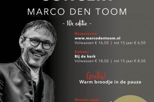 Laurenskerk te Rotterdam nieuwjaarsconcert Marco den toom