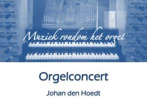 De Wijnstok te Dordrecht concert met Johan den Hoedt