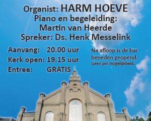 Mannenzang in de Plantagekerk van Zwolle