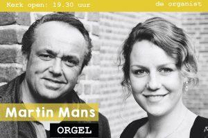 Nederlands Gereformeerde kerk te Westbroek met Martin Mans
