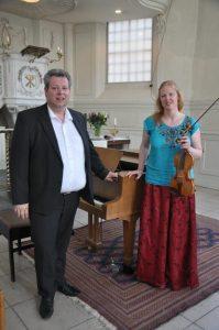Trinitatiskapel in Dordrecht koorzang en instrumentaal concert