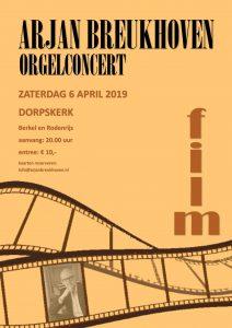 Dorpskerk van Berkel en Rodenrijs orgelconcert