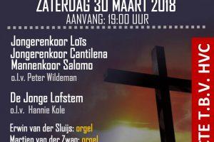 Havenkerk te Alblasserdam passie en paasconcert