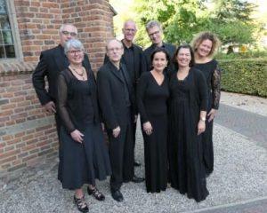 Zaterdagmiddag muziek in de Fontein met Gepassioneerde Passiemuziek