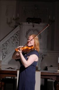 Trinitatiskapel te Dordrecht 9e concert met Alisa van Dijk