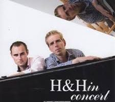 Hervormde kerk te Yerseke zomerconcert duo H en H