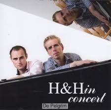 Driestwegkerk te Nunspeet zomerconcert duo H en H
