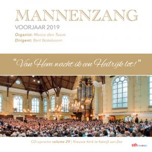 cd mannenzang voorjaar 2019
