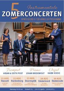 Morgenlicht te Hardenberg feestelijk concert