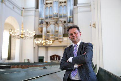 André van Vliet speelt programma van Herman van Vliet