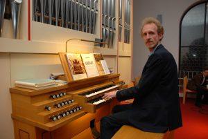 Dorpskerk te Ouderkerk aan den IJssel orgelconcert Kam-orgel