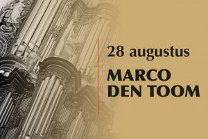 Jubilaris Marco den Toom verzorgt slotconcert in Bovenkerk