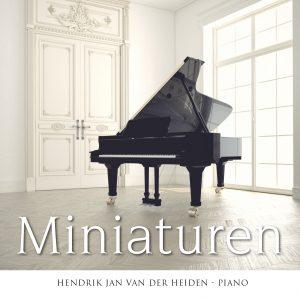 Miniaturen: cd met christelijk werk in de stijl van oude meesters