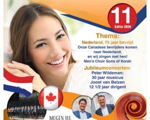 Hollands Jongerenkoor 11 gaat van start met ruim 400 zangers