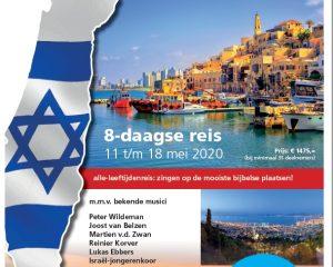 Samen zingen in Israel in mei 2020