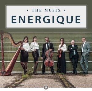 d The Musix met breed repertoire 'energiek klassiek'