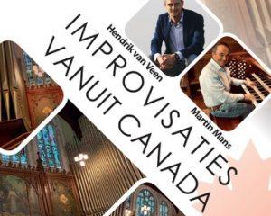 Cd improvisaties vanuit Canada