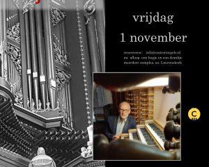 Content concertzaal te Ermelo met Arjan Breukhoven