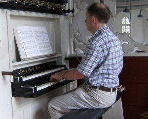 Grote kerk te Sliedrecht orgelconcert met Jan Dekker