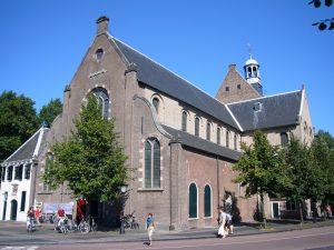 Symfonieorkest Sjosjanim geeft concert in de Janskerk te Utrecht