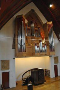 Julianakerk te Dordrecht improvisatieconcert