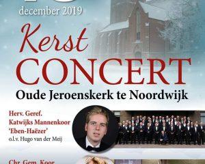 Oude Jeroenskerk te Noordwijk kerstconcert