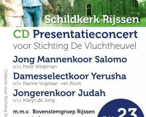 Schildkerk te Rijssen cd presentatieconcert
