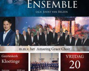 Geerteskerk te Kloetingen Christmas concert