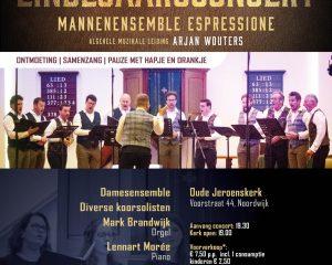 Oude Jeroenskerk te Noordwijk eindejaarsconcert