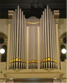 Grote kerk te Terneuzen orgelconcert door Peter Eilander