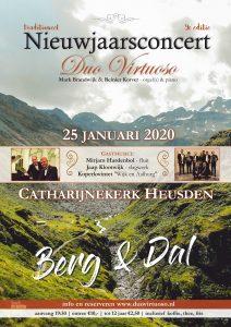 Nieuwjaarsconcert Duo Virtuoso