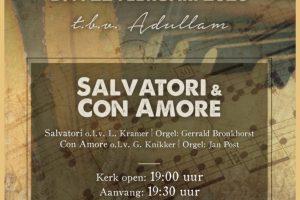 Hervormde kerk te Elspeet concert met Salvatori