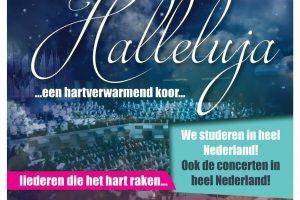 Nieuw in Nederland Het Groot Hallelujakoor