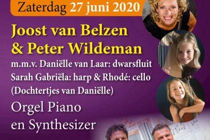 Sint-Janskerk te Gouda Duo 4 handen online concert