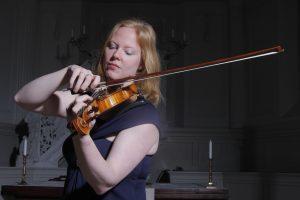 Alisa geeft instrumentaal concert in de Trinitatiskapel Dordrecht