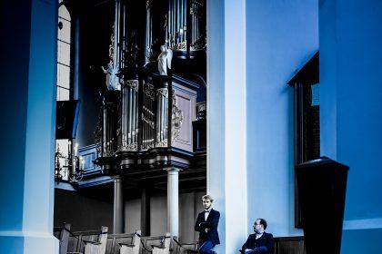 Grote kerk in Heusden Duo Virtuoso geeft concert