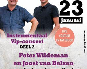 Instrumentaal VIP-concert Duo 4 handen deel 2