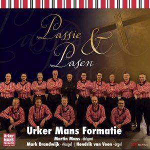 Album Passie en Pasen Urker Mans Formatie