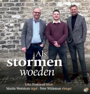Cd Als stormen woeden met tenor John Hoekman