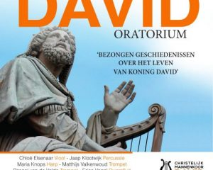 Cd David oratorium