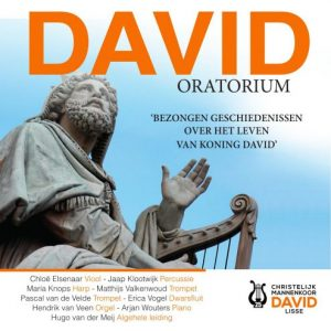 Cd David oratorium