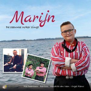Cd Marijn de Zeeuwse Urker zingt