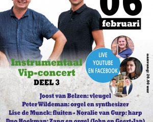 Duo Hoekman en Duo 4 handen in Middelburg