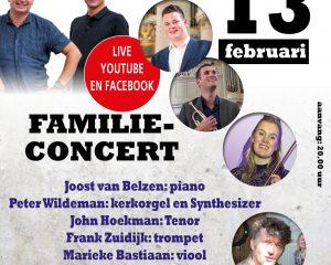 Grote kerk Van Nieuwpoort Familieconcert Duo 4 handen